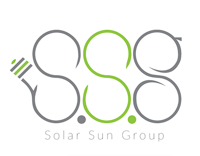 Logo Idea For Solar Sun
