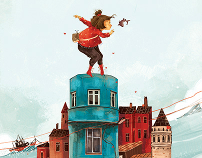 'Song Of The Old City' // Picture Book