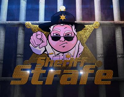 Sheriff Strafe Stream Elements