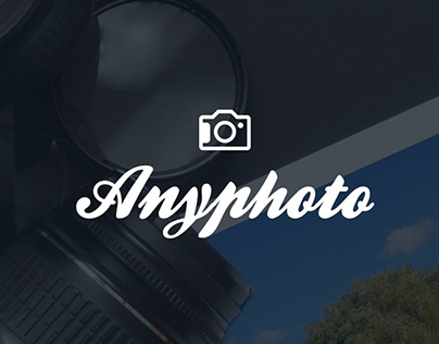 AnyPhoto App Design