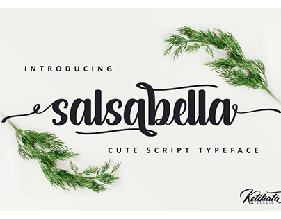 Salsabella free cute script