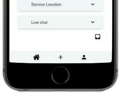 iOS service problem