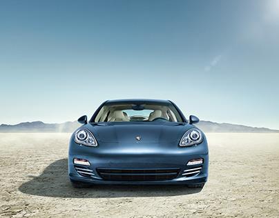Porsche Panamera/550/356 - Jeff Ludes Photography