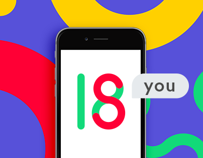 18 Is You - Digital Branding