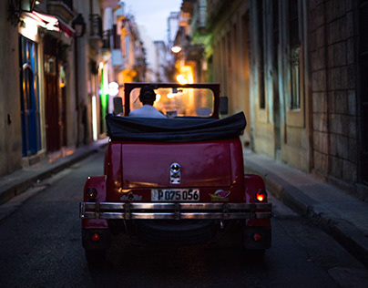 Street Life, Cuba