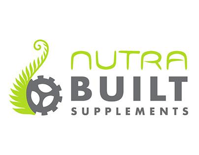 Logo Design - NutraBuilt