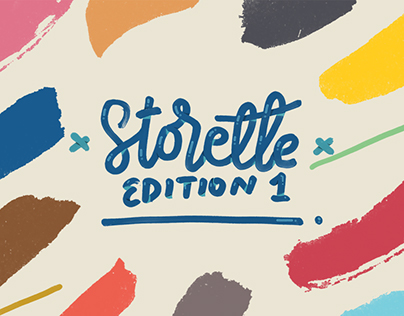 Storette - Edition 1 (Colour Swatches)