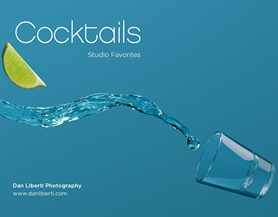 Cocktails - Studio Favorites