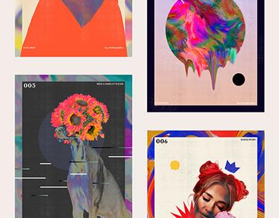 twenty twenty poster collection | vol.01