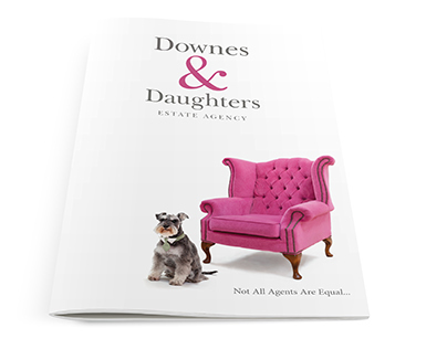 Downes & Daughters Estate Agents Brochure