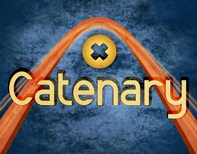 Catenary - Transitional Geometric Typeface