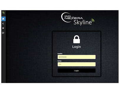 Skyline Nexxera - UI Design/Coding.