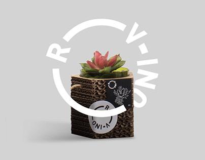 Upcycling brand 'R-vino'