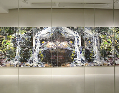 Exhibition Ben Quilty (Pearl Lam Gallery)