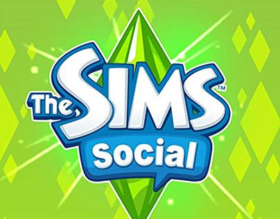 The Sims Social - Facebook Game