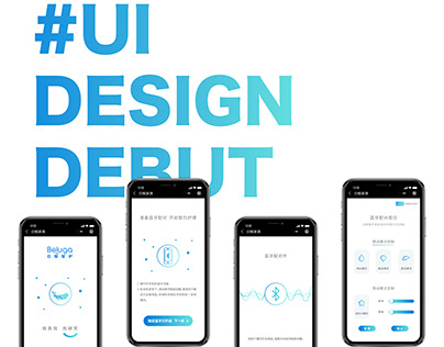 UI Design Debut