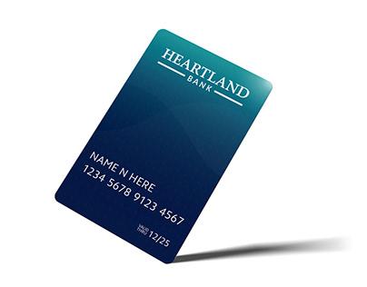 Heartland Bank EFTPOS card redesign 2019