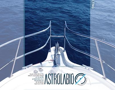 Astrolábio Rebranding