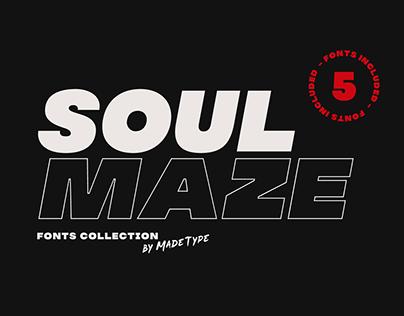 MADE Soulmaze | Font