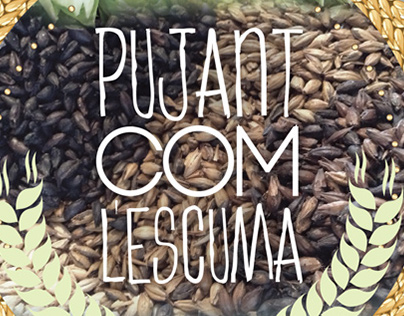 Pujant com l'escuma -  Documentary about the craft beer