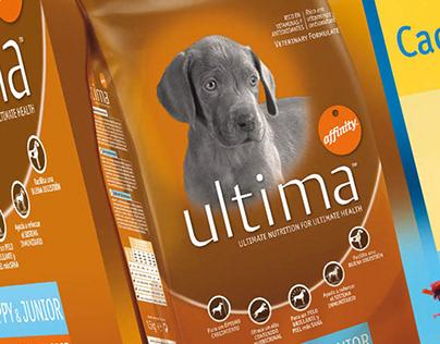 Diseño Packaging Ultima Puppy Kit