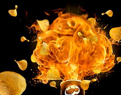 Hot & Spicy Bang!!