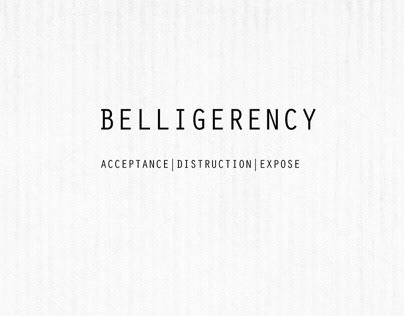 BELLIGERENCY