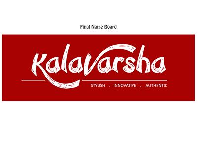 KalaVarsha Branding