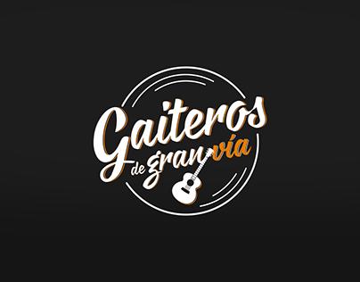 Diseño de Logo Gaiteros de Gran Vía