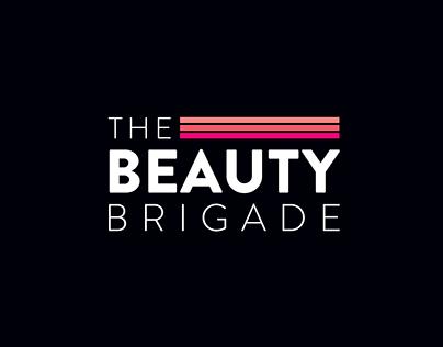 Beauty Brigade Branding