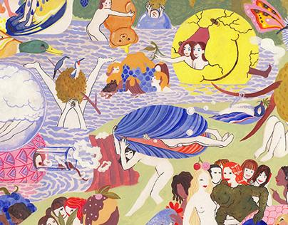 Cañamo's cover