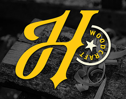 HUISMAN WOODCRAFT BRANDING PROJECT