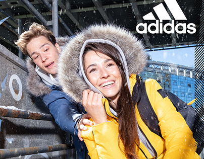 Creating html banners for ready-made Adidas design