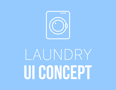 Laundry UI Concept - Interaction