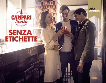 Campari Soda - L'Aperitivo Senza Etichette, dal 1932