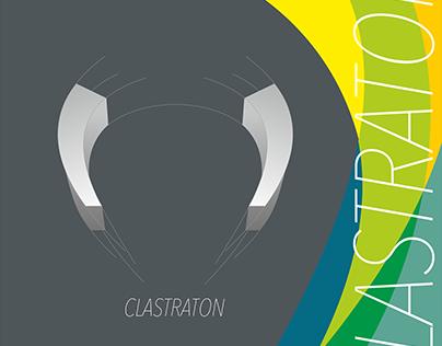 Clastraton Logo Design