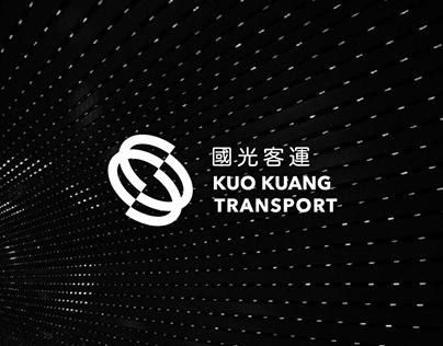 Kuo Kuang Transpot Visual Identity  國光客運品牌識別設計