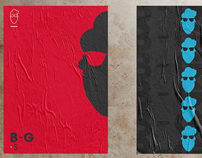 Beardedguy Studio - Branding