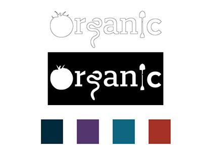 Organic Magazine Logos and Covers