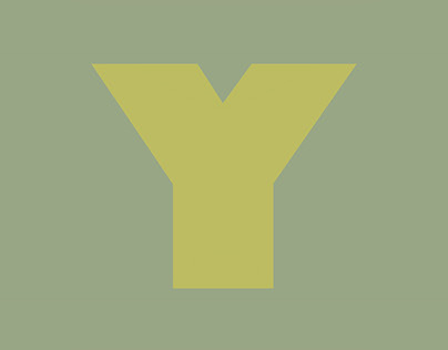 36 Days Of Type - Letter Y