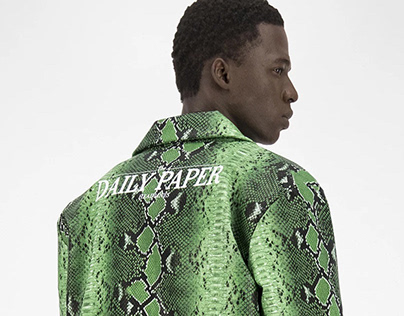Daily Paper Clothing - FW19: Graphic Design