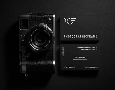 PHOTOGRAPHICFRAME - Giuseppe Manzi