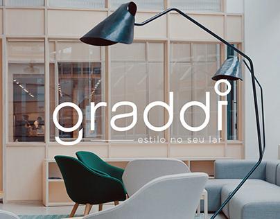 Graddi Decoração | Identidade Visual