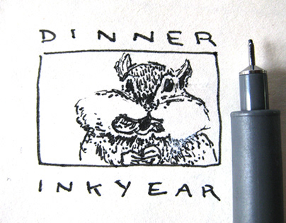 Inkyear - #Inktober52