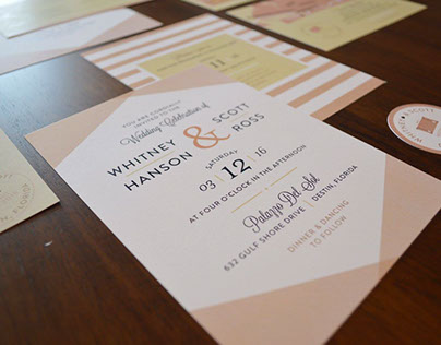 Whitney & Scott Wedding Suite