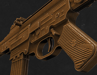Weapon || MP44