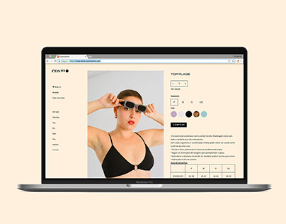 Cosmo Swim E-commerce