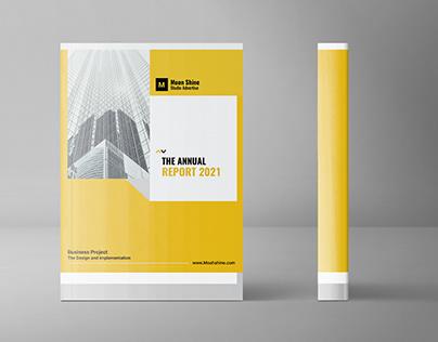 Annual ReportBrochureDesign