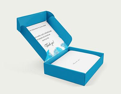Mailer Box, Subscription Box Design