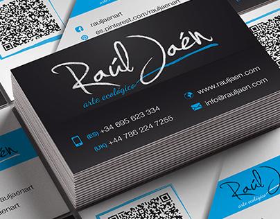 Raul Jaen, Identidad Corporativa